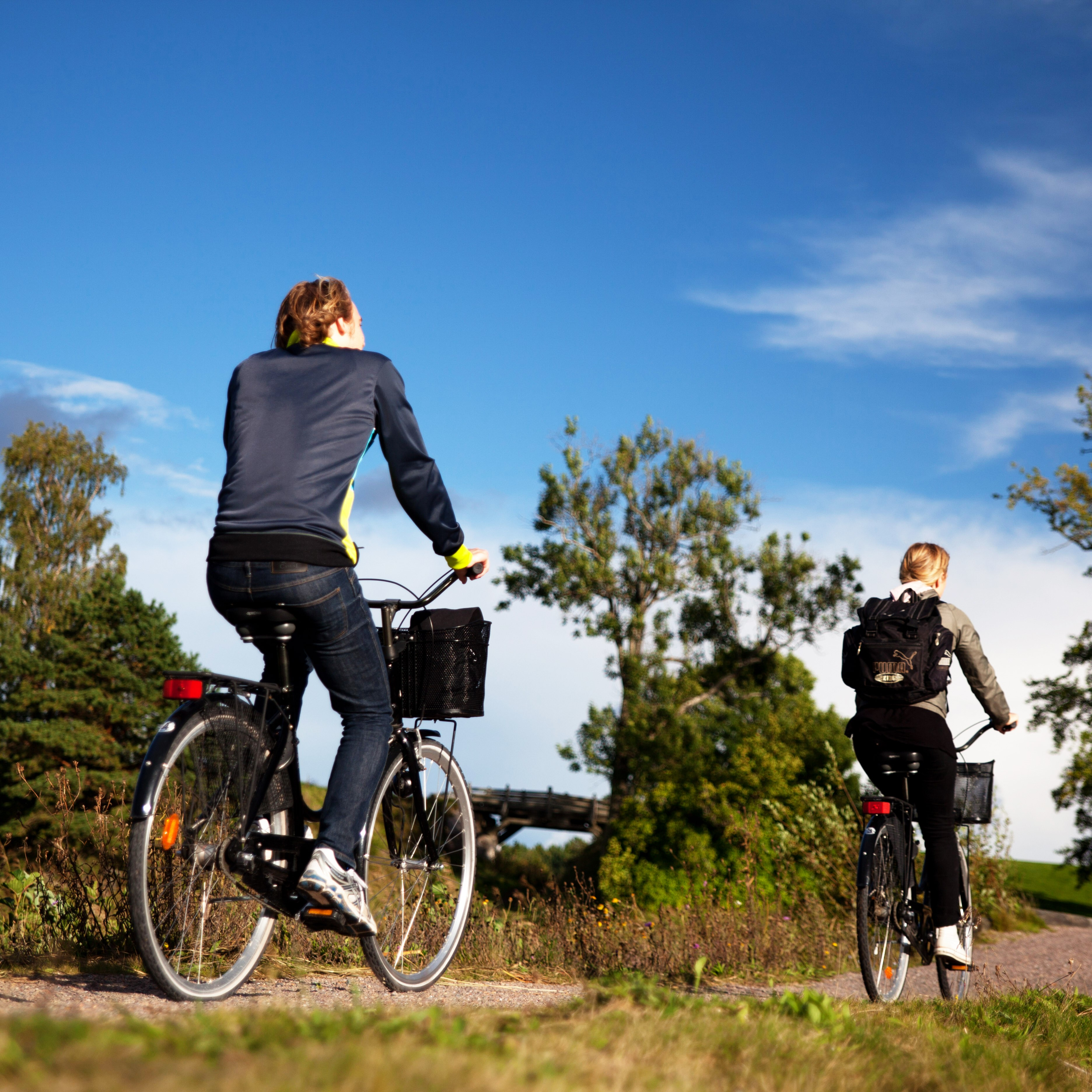 Cykla runt Kållandsö