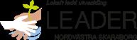 Leader nordvästra skaraborg logga
