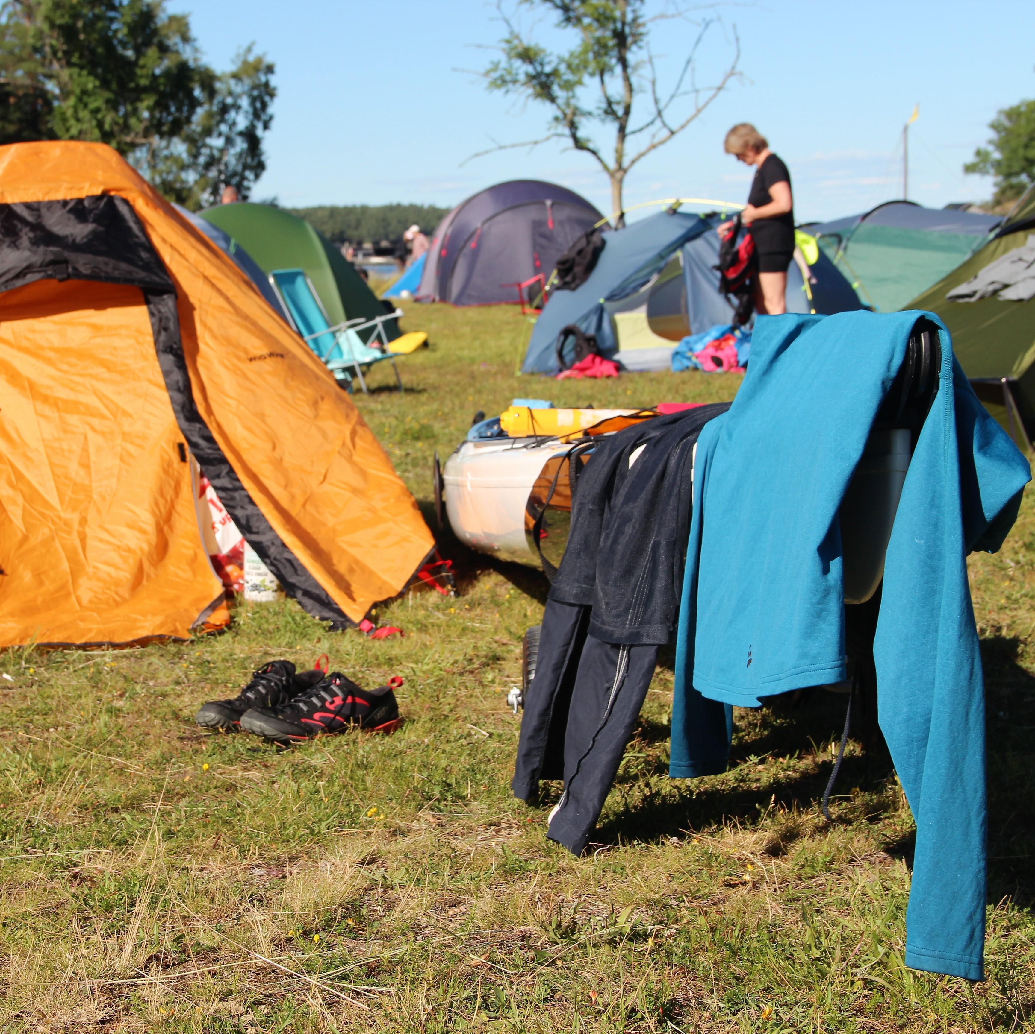 Camping Läckö kajakträff